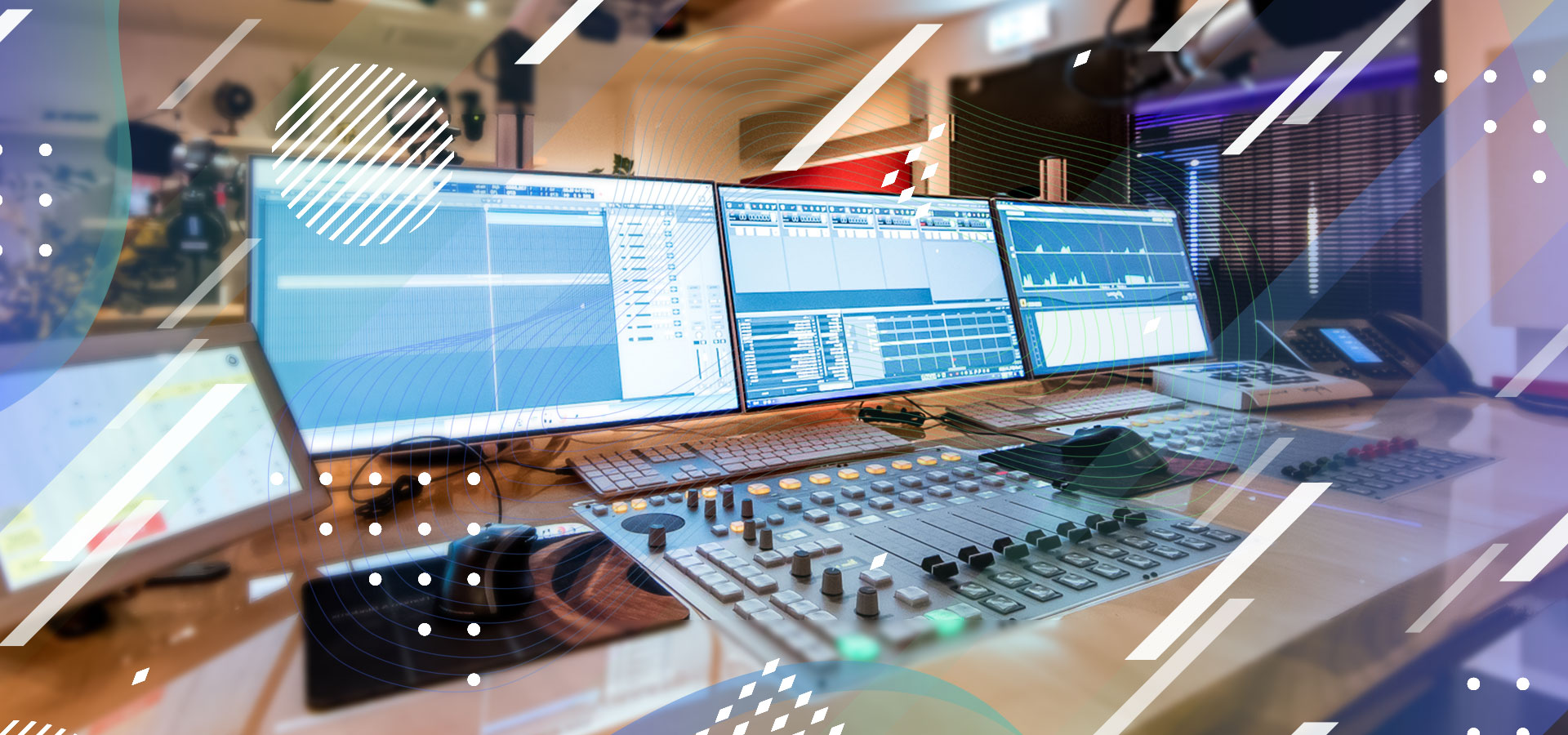 Omega Productions – Radio Imaging, Productions Libraries & Commercials
